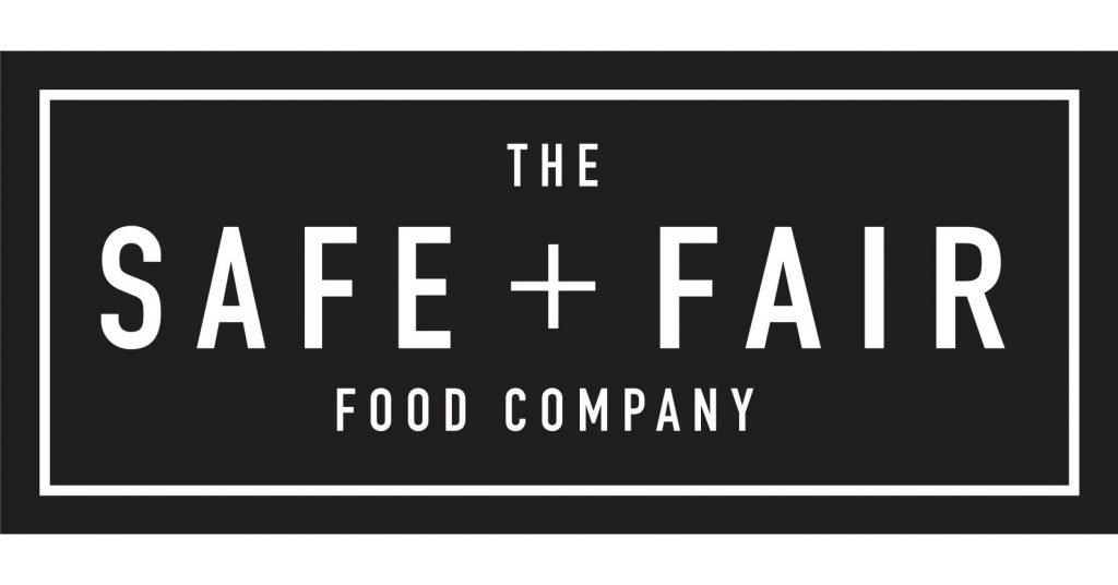 Safe + Fair Company Logo