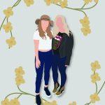 Two Girls Image