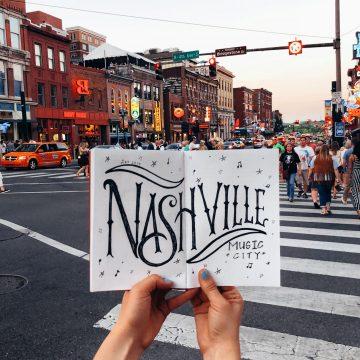 Nashville Hand Lettering