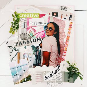 Creative Mixed Collage