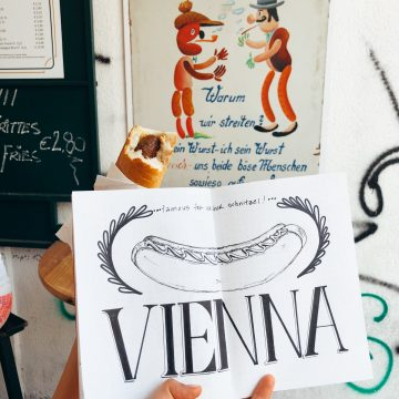 Vienna Lettering