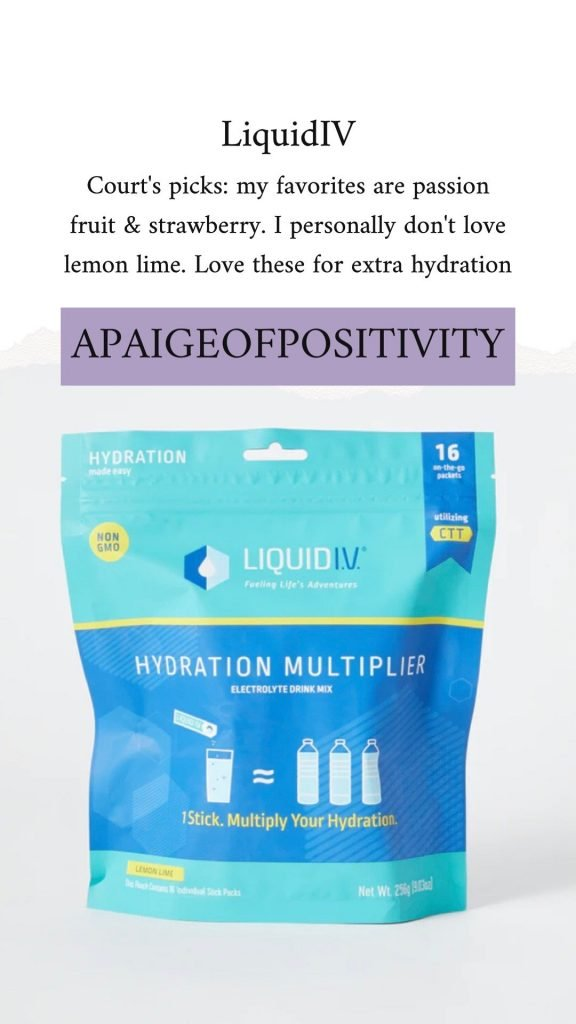 liquid IV hydration packet with promo code